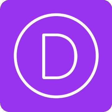 Kolbrun Retorikk Divi visuell nettsidebygger logo